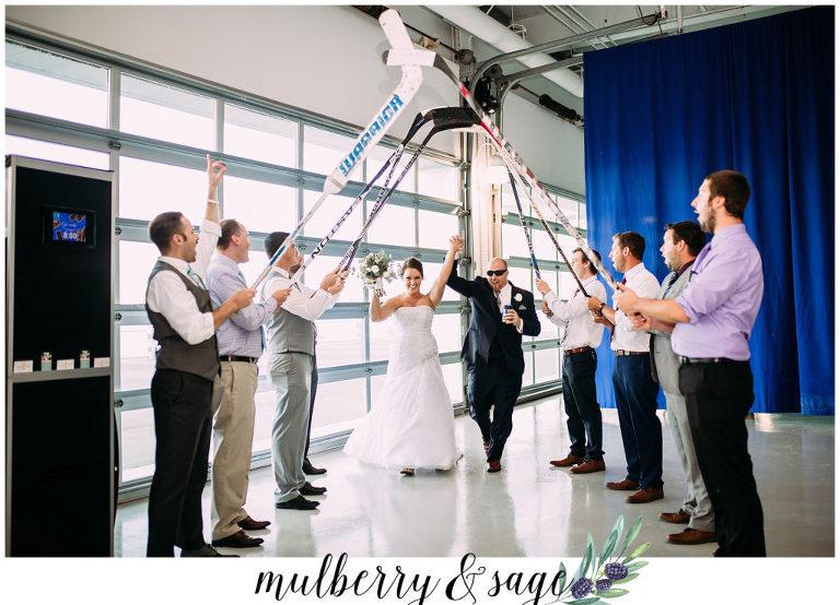 Professional Port Huron Wedding Photographer